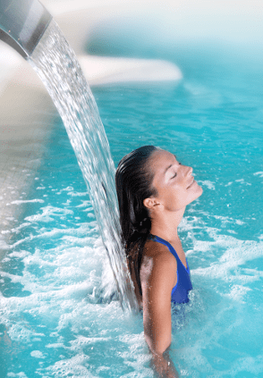 Products for pools & fitness center